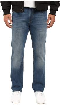 Mavi Jeans Myles Casual Straight in Mid Shaded Williamsburg Men's Jeans