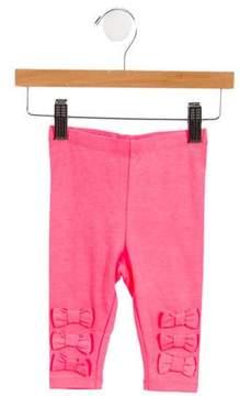 Billieblush Girls' Bow-Accented Leggings w/ Tags