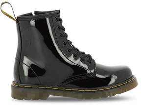 Dr. Martens Delany patent leather ankle boots
