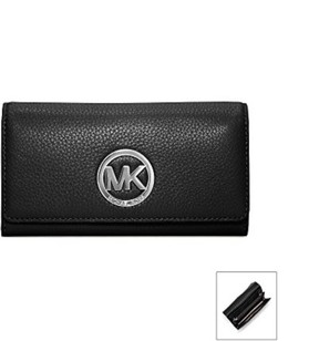 MICHAEL Michael Kors Fulton Carryall Wallet - Black - ONE COLOR - STYLE