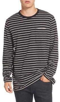 French Connection Men's Stripe Longline T-Shirt