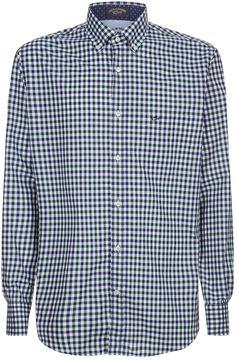 Paul & Shark Mid Gingham Shirt