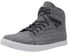 Vans Womens Hadley Checkerboard Sneakers pewter 10