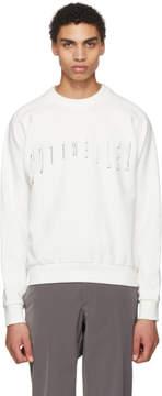 Cottweiler Ivory Logo Signature 2.0 Sweatshirt