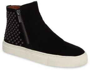Lucky Brand Women's Bayleah High Top Sneaker