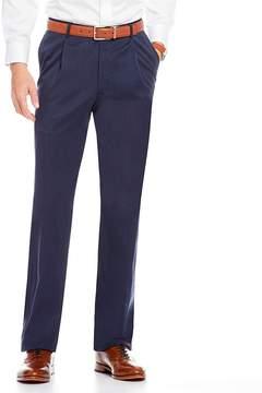 Daniel Cremieux Classic-Fit Pleated Front Solid Dress Pants