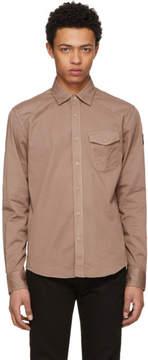 Belstaff Pink Steadway Shirt