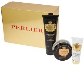 Perlier Imperial Honey 3-piece Kit with Gift Box