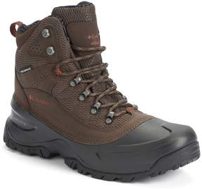 Columbia Snowcross Mid Thermal Coil Men's Waterproof Winter Boots