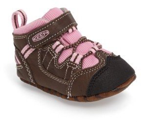 Keen Infant Girl's Targhee Crib Shoe