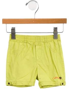 Catimini Boys' Graphic Logo Shorts