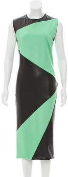 Fausto Puglisi Sleeveless Midi Dress