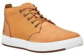Timberland Men's Davis Square Fabric/Leather Chukka Boot