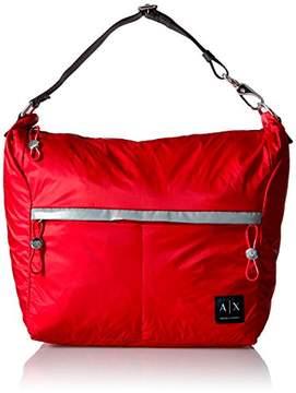 Armani Exchange A X Nylon Ultra Light Small Bag