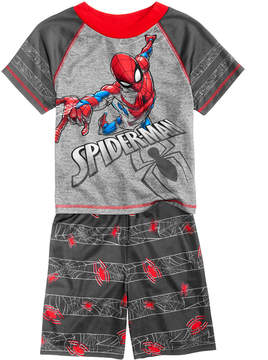 Spiderman Big Boys 2-Pc. Pajama Set