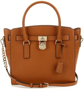 MICHAEL Michael Kors Hamilton Large East/West Satchel - ACORN - STYLE