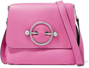 J.W.Anderson Disc Leather Shoulder Bag - Pink