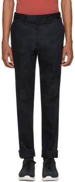 Rag & Bone Navy Walker Trousers