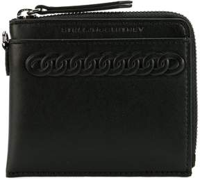 Stella McCartney Falabella embossed wallet