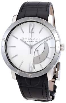 Bvlgari Calibro 131 White Dial Men's Watch