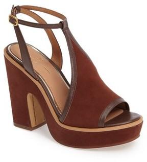 Linea Paolo Women's India T-Strap Platform Sandal