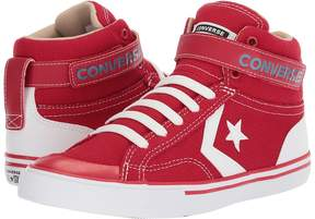 Converse Pro Blaze Strap Hi Kids Shoes