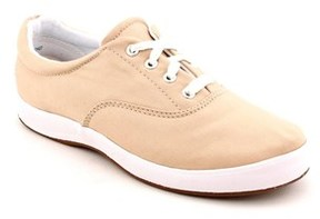 Grasshoppers Janey Round Toe Canvas Sneakers.