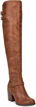 Material Girl Odiana Over-The-Knee Boots, Created for Macy's Women's Shoes