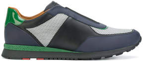 Bally contrast trainers
