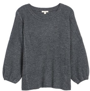 Ella Moss Women's Delfina Ribbed Sweater