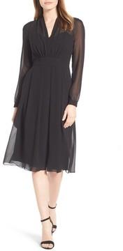 Anne Klein Women's A-Line Chiffon Dress