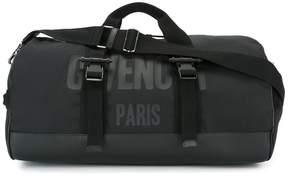 Givenchy logo print holdall
