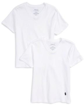 Polo Ralph Lauren Boy's V-Neck T-Shirts