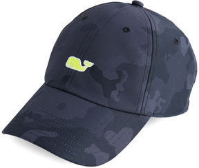 Vineyard Vines Performance Camo Baseball Hat