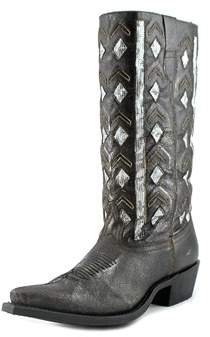 Laredo 52029 Square Toe Leather Western Boot.