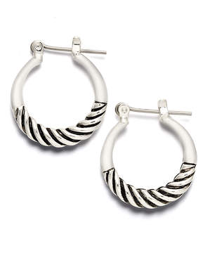 Charter Club Mini Hoop Earrings