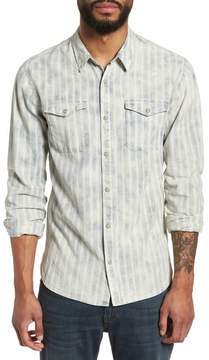 John Varvatos Extra Slim Fit Western Shirt
