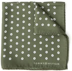 Tommy Hilfiger Micro Print Pocket Square
