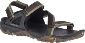 Merrell All Out Blaze Web Active Sandal (Men's)