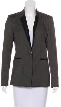 T Tahari Notch-Lapel Tailored Blazer