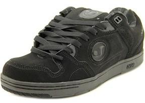 DVS Shoe Company Discord Round Toe Leather Skate Shoe.
