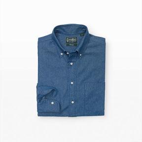 Club Monaco Gitman Denim Shirt