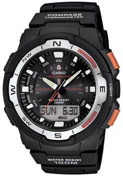 Casio SGW-500H-1BV Men's Sport Gear Watch