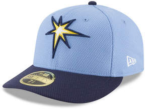 New Era Tampa Bay Rays Batting Practice Diamond Era Low Profile 59FIFTY Cap