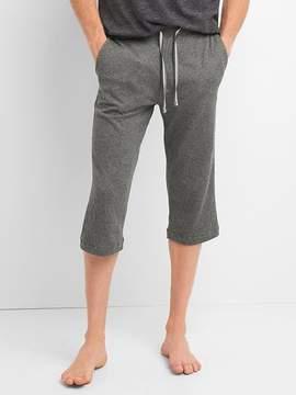 Gap Double-face crop pants