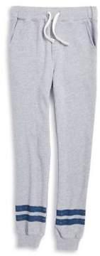 Lucky Brand Boy's Striped Detail Jogger Pants