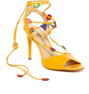Katy Perry The Carmen Lace-Up Sandal