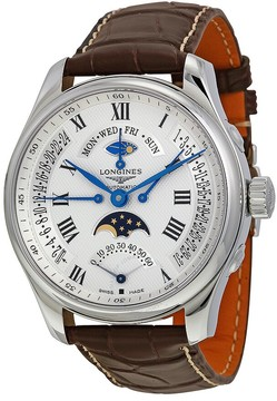 Longines Master Collection Automatic Multi-Function Men's Watch L27394713