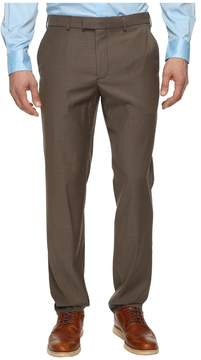 Perry Ellis Portfolio Modern Fit Flat Front Bengaline Pant Men's Dress Pants