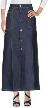 Diesel Black Gold Denim skirts